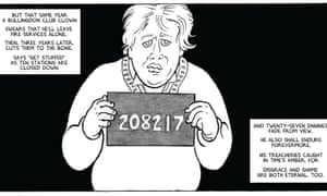 24 Panels: Alan Moore's If Einstein's Right, from 24 Panels