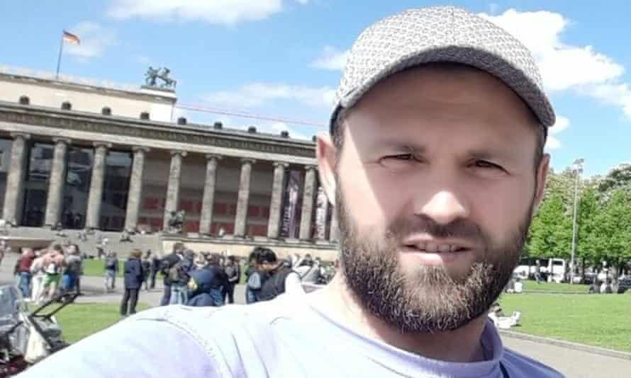 Zelimkhan Khangoshvili, 40, was shot dead at close range in the Kleiner Tiergarten park.