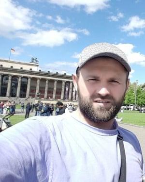 Zelimkhan Khangoshvili, a former Chechen separatist commander, shot dead in Berlin in August.
