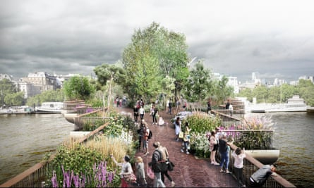 The garden bridge: 'Why have national and London taxpayers had to carry the risk of an ill-founded speculation?'