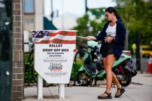 Since March, states have been in a mad dash to change election rules to make it easier for voters to vote by mail.