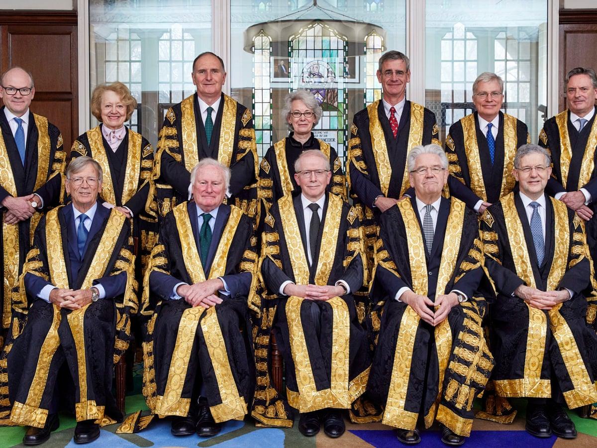 White men still dominate judiciary, says Justice report | Judiciary | The  Guardian