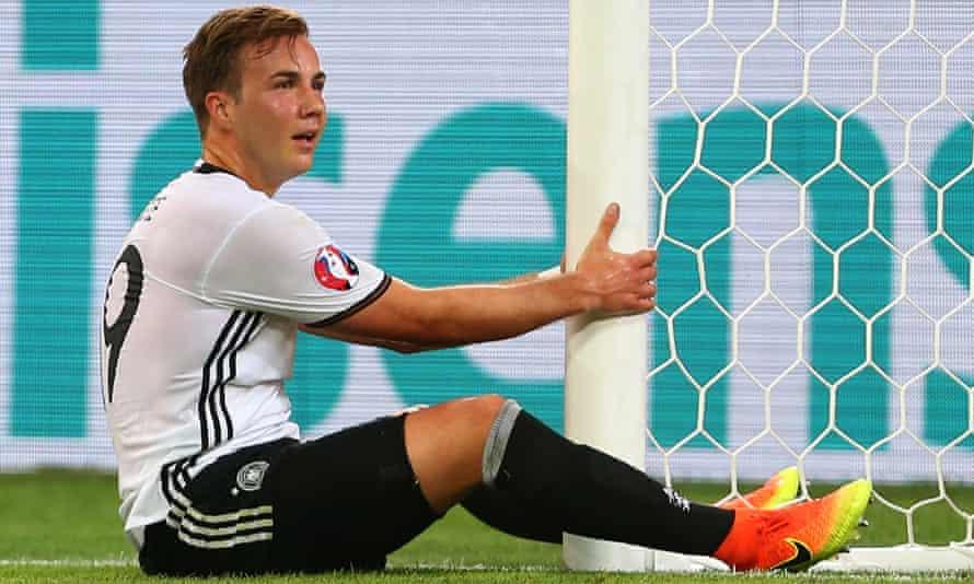Germany international Götze will return to Dortmund.