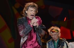 Mick Jagger gives it everything in Havana, Cuba