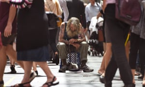 """The wealth of the top 20% increased by 28% from 2004 to 2012, while the wealth of the bottom increased by just 3%. """"If left unchecked it risks splintering our social fabric,"""" Acoss says."""