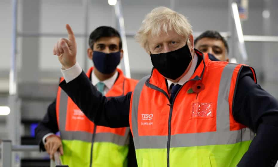 Rishi Sunak's budget will reflect Boris Johnson's emphasis on a cautious emergence from lockdown