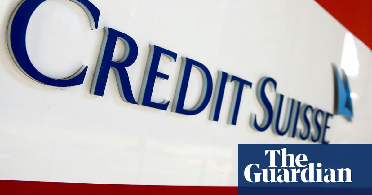 Credit Suisse records almost £600m loss on Archegos collapse