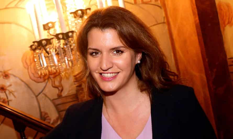 Marlène Schiappa … a self-confessed sapiosexuelle.