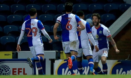 Charlie Mulgrew strikes to hand Blackburn victory against Newcastle