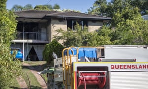 Police are investigating a house fire in the Brisbane suburb of Everton Hills where three adults died.