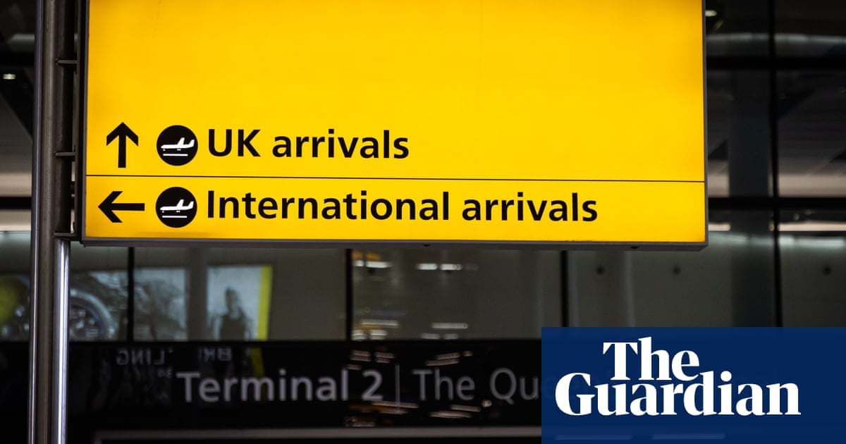 What are England's latest Covid travel rules?