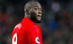 Romelu Lukaku did not play in United's pre-season tour due to injury.