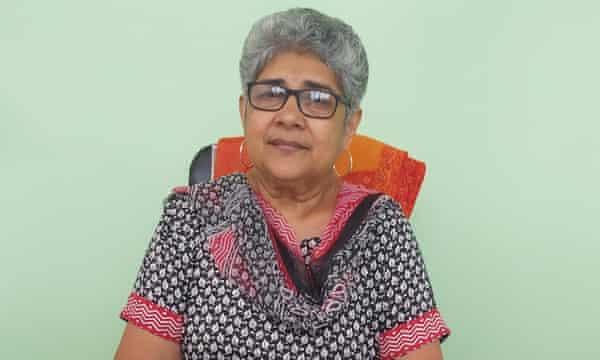 Shamima Ali, coordinator of the Fiji Women's Crisis Centre.