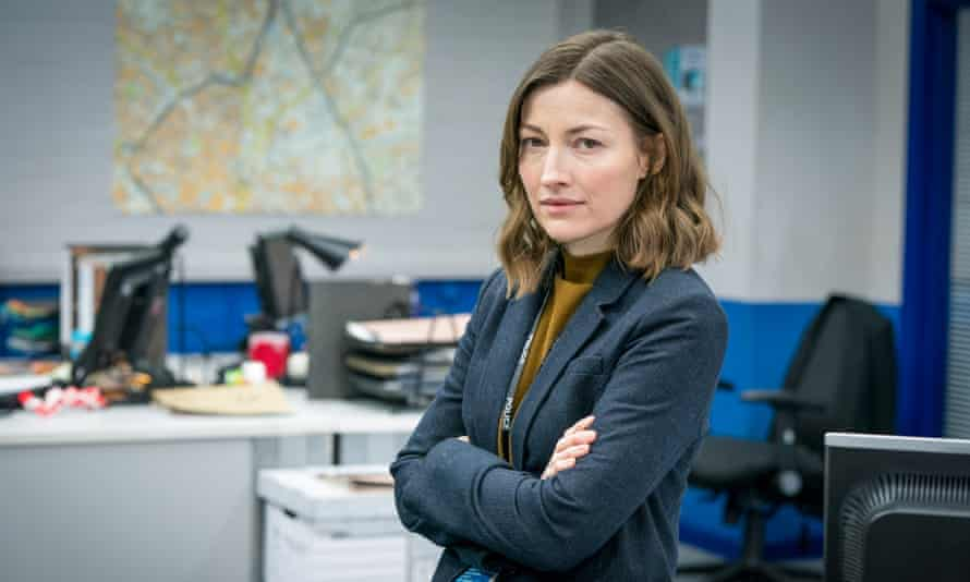 Macdonald in the new series of Line Of Duty.