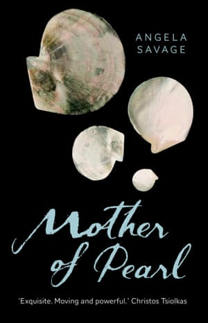 Cover image for Mother of Pearl by Angela Savage