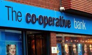A Co-operative Bank branch.