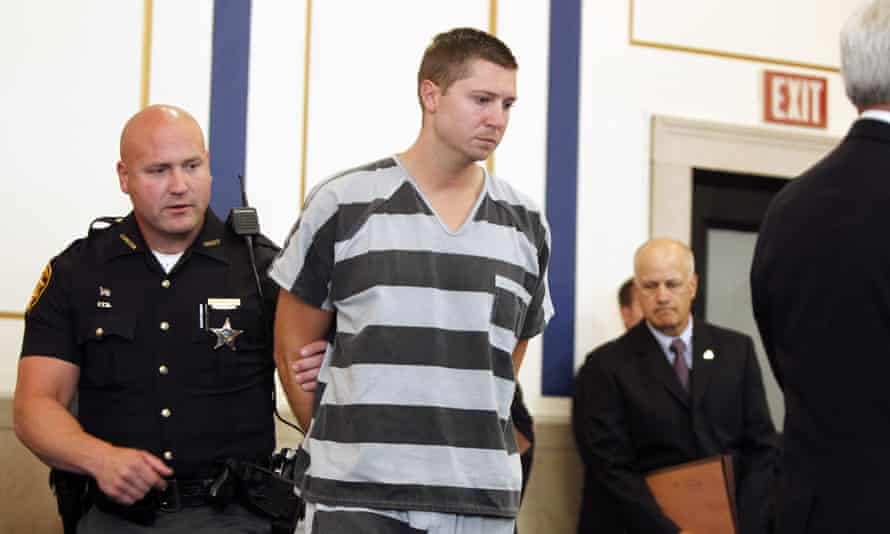 Ray Tensing is arraigned on murder charges in the shooting death of Samuel DuBose