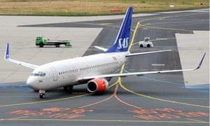 An SAS plane