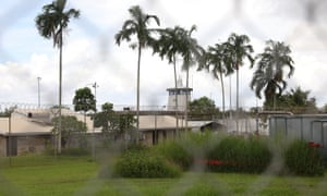 Don Dale youth detention centre in Darwin, Northern Territory