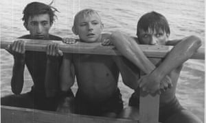 A still from 1964's Goodbye Boys, directed by Mikhail Kalik. Photograph: Barbican