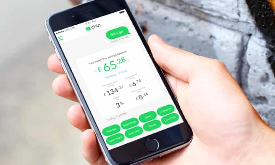 chip banking app