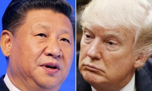 Xi Jinping and Donald Trump are due to meet in Florida on April 6.