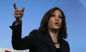 Senator Kamala Harris: 'As the chief executive of a department of nearly 5,000 employees, the buck stopped with me.'