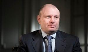 Vladimir Potanin.