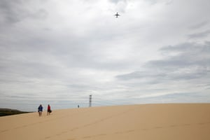"For the once pristine sand dune environment, human interference over the past century has had a huge cost. But, says Sutherland mayor Carmelo Pesce, the latest transition of Greenhills from industrial to residential use represents a positive move for the community. Neverthless he admits: ""It's a shame that [historically] things weren't put in place to properly protect the dunes. I would've loved to have kept them. They were amazing."""