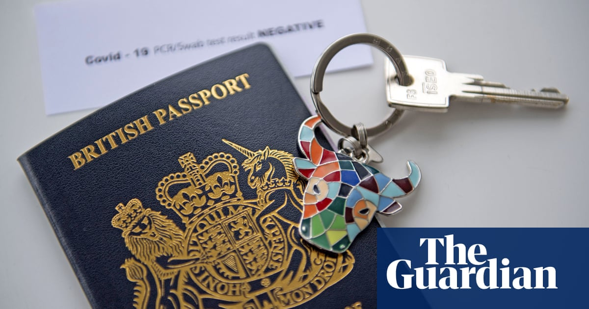 Going nowhere soon, as passport problems mount
