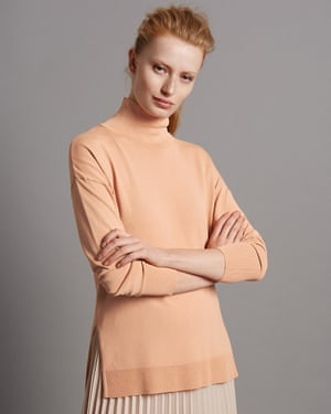 Marks & Spencer's perfect spring knit.