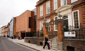 MJ Long's new wing for the Pallant House Gallery in Chichester housed the collection of modern British art that she and her husband, Sandy Wilson, had donated to the gallery in the 1990s.