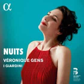 Véronique Gens: Nuits album art work