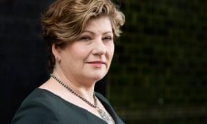 Emily Thornberry, the shadow foreign secretary