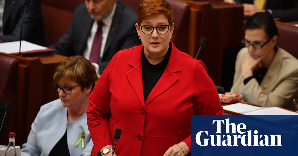Foreign officials and corrupt business people targeted under changes to Australia's sanctions powers
