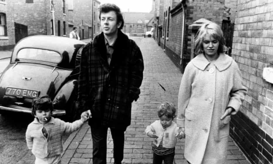 Ray Brooks and Carol White in Cathy Come Home