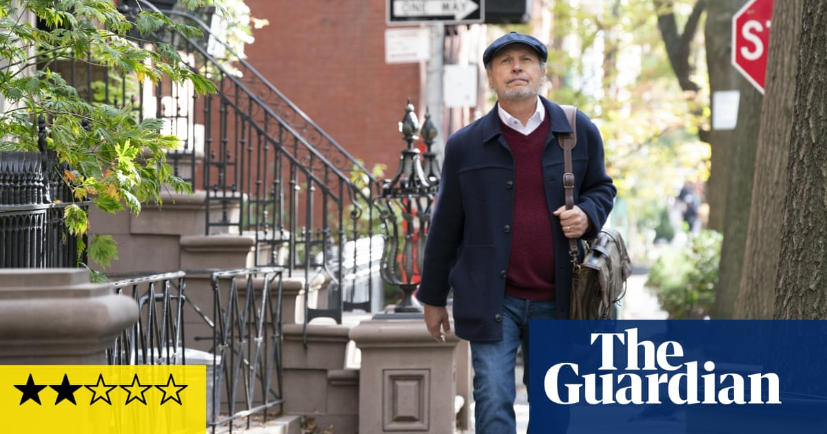 Here Today review – Billy Crystal's disingenuous dementia romcom