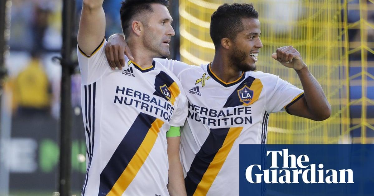 4b49cbcb9bb MLS weekend preview  LA Galaxy eye late bid for Supporters  Shield ...
