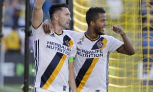 Giovani dos Santos can pick up where Robbie Keane left off.