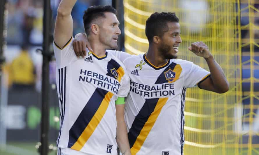 The Galaxy have seen rivals stutter as the season closes