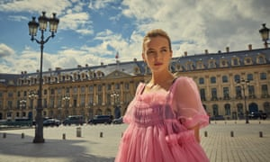A scene from Killing Eve