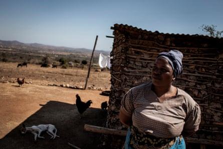 Thuli Zwane of the Swaziland Rural Women's Assembly