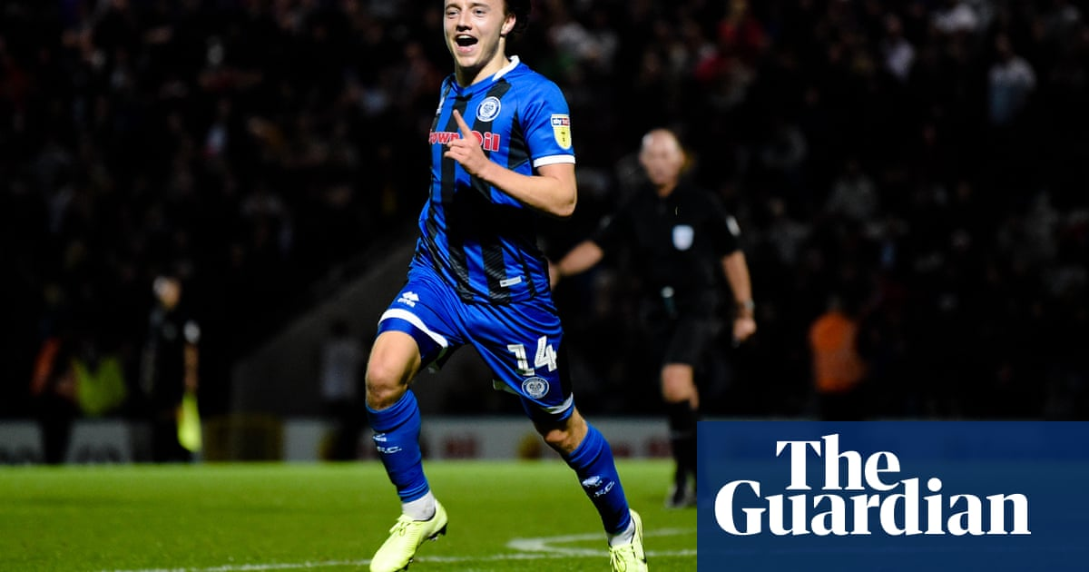 Rochdale's Ollie Rathbone: 'Leaving Manchester United was the best thing I've done'