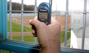 The UK government is to spend £7m on in-cell telephones in prisons to help with rehabilitation.