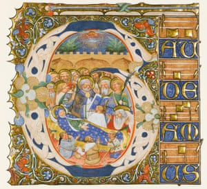 Dormition of the Virgin c. 1420 Master of Murano Gradual (active c. 1420 – 1440) Venice, Italy Dormition of the Virgin, Italy, Venice, c.1420, Master of the Murano Gradual (active c.1420-1440)