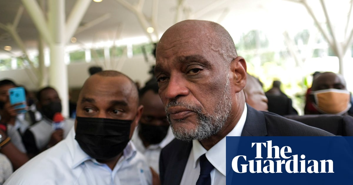 Haiti prosecutor calls for prime minister to be charged over president's killing