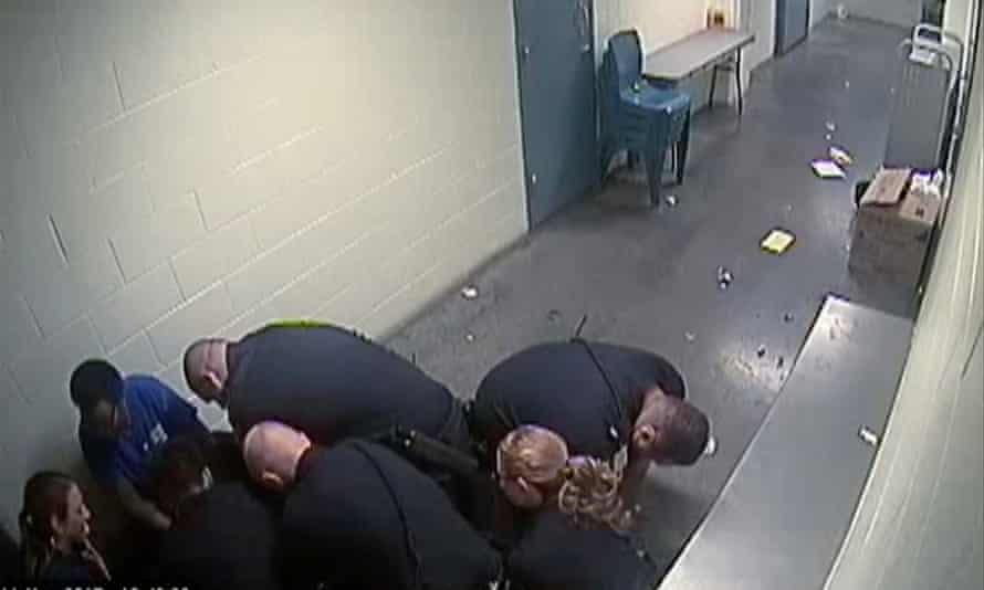 Denver surveillance footage