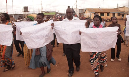 As the world marked Human rights day on 10 December 2016, residents of Kibera came together to use this day to raise awareness towards a particular issue - the rights of young women