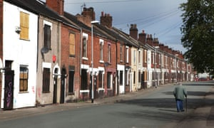 Middleport area of Stoke-on-Trent.