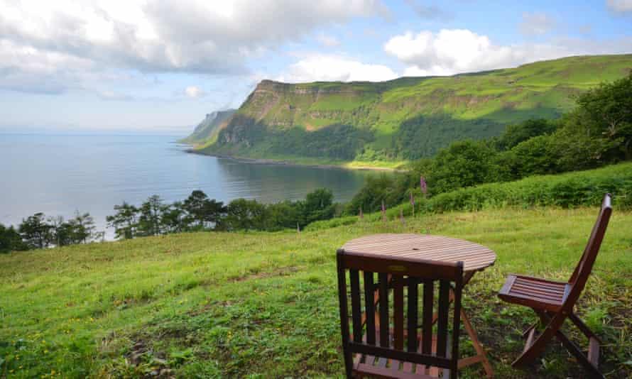 Inniemore Cabin, Isle of Mull